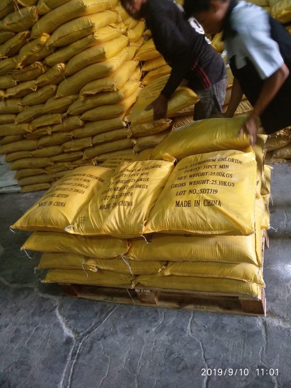 Manfaat Poly Aluminium Chloride