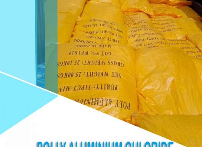 Distributor PAC Ex China - Suplier PAC Powder Termurah