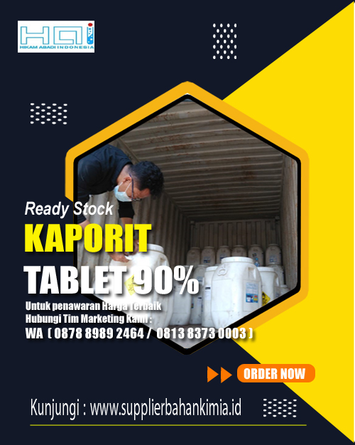 Jual Kaporit Tablet