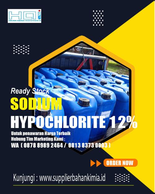 Supplier Sodium Hypochlorite